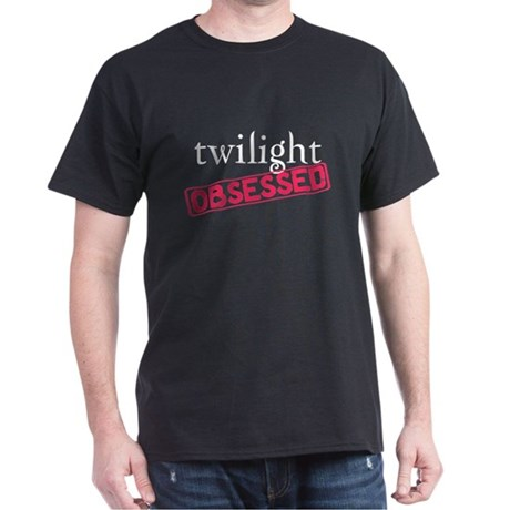 Twilight Obsessed Dark T-Shirt