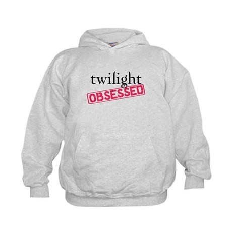 Twilight Obsessed Kids Hoodie