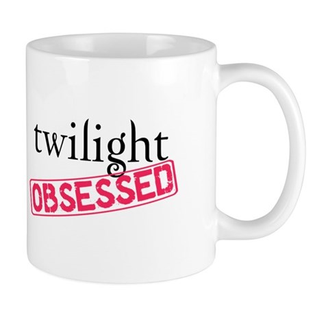 Twilight Obsessed Mug