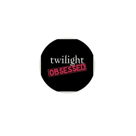 Twilight Obsessed Mini Button