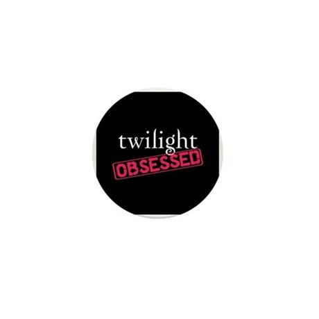Twilight Obsessed Mini Button (10 pack)