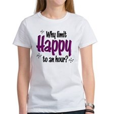 Limit Happy Hour? Tee