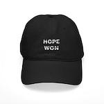 Hope Won Black Cap