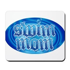 Swim Mom Mousepad