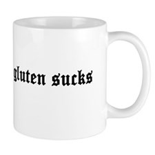 gluten sucks Right Hand Mug