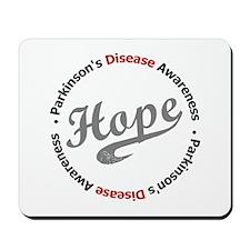 Parkinson'sDisease Hope Mousepad