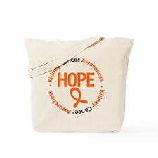 Kidney Cancer Hope Tote Bag