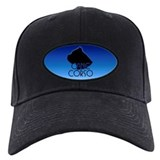 Blue Cane Corso Baseball Hat