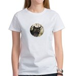 Bobcat in Brush Women's T-Shirt
