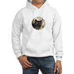 Bobcat in Brush Hooded Sweatshirt