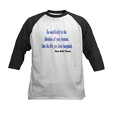henry David Thoreau quote Tee