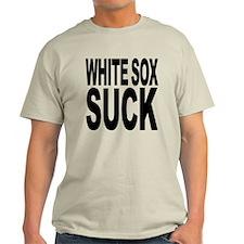 White Sox Suck Light T-Shirt