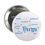 "Virgo 2.25"" Button"