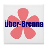 Brenna Tile Coaster