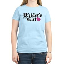 Welder's Girl T-Shirt