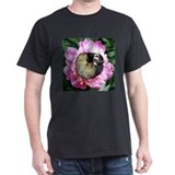 Ferret In Flower T-Shirt