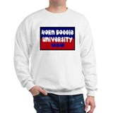 HORN DOGGIE UNIVERSITY Sweatshirt