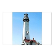 EZ Lighthouse Postcards (Package of 8)