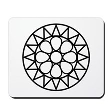 Cute Music hall Mousepad
