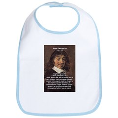 Philosopher Rene Descartes Bib