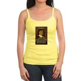 Philosopher Rene Descartes Tank Top
