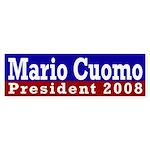 Mario Cuomo for President 2008 (sticker)