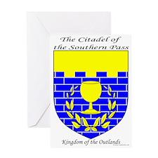 Citadel Device Greeting Card