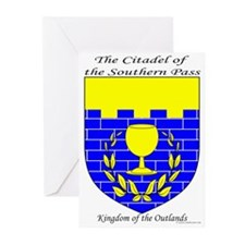 Citadel Device Greeting Cards (Pk of 20)