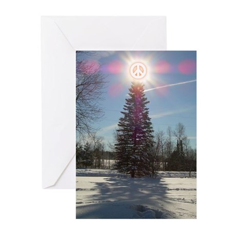 Christmas Peace Greeting Cards (Pk of 10)