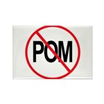 Just Say No to POM Rectangle Magnet (100 pack)
