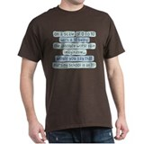 Nursing School Pain Scale T-Shirt