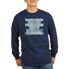 Nursing School Pain Scale T