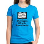 What Happens At Practice Orchestra Women's Dark T-
