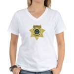 Knox County Sheriff Women's V-Neck T-Shirt