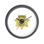 Knox County Sheriff Wall Clock