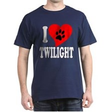 I Love Twilight T-Shirt