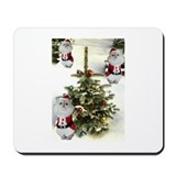 Cute Christmas Mousepad
