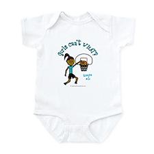 Basketball-Raegan Infant Bodysuit