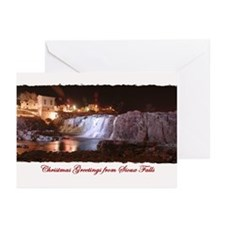 Falls Park 2 Greeting Cards (Pk of 20)