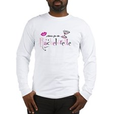 Cute Fun bachelorette Long Sleeve T-Shirt