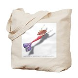 The Book of Mermaids Do You Believe Tote Bag