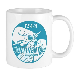 Team Continental Mug