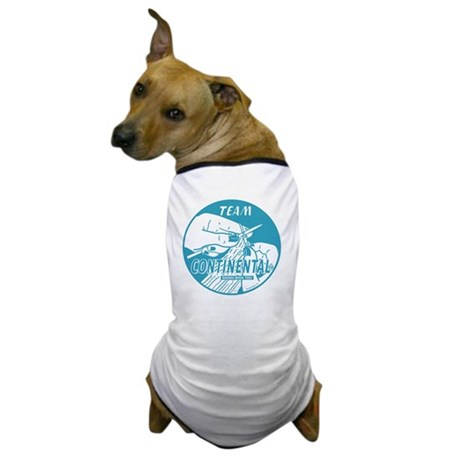 Team Continental Dog T-Shirt