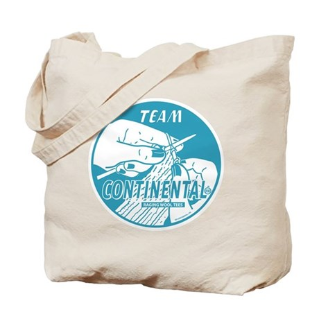 Team Continental Tote Bag