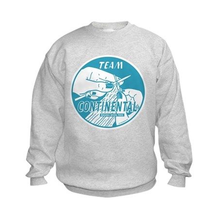 Team Continental Kids Sweatshirt