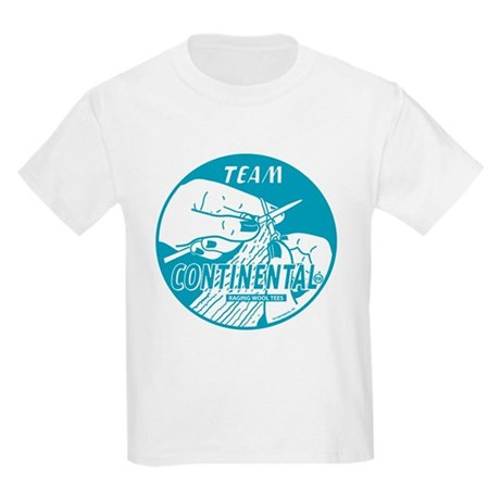 Team Continental Kids Light T-Shirt