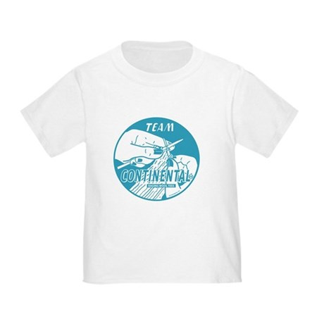 Team Continental Toddler T-Shirt