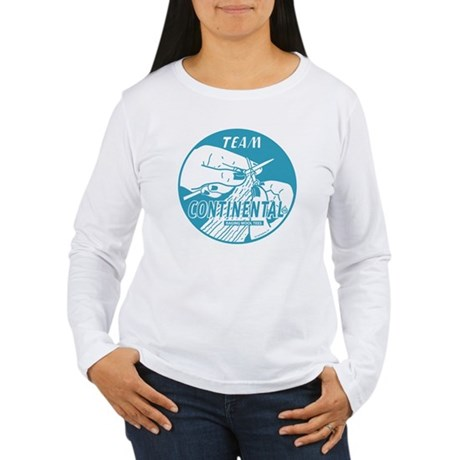 Team Continental Women's Long Sleeve T-Shirt