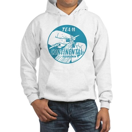 Team Continental Hooded Sweatshirt