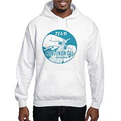 Team Continental Hooded Sweatshirt